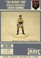 Desert Fox, The - Generalfeldmaschall Erwin Rommel
