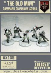 Command Grenadier Squad - The Old Man