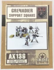 Grenadiers Support Squad