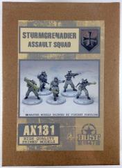 Sturmgrenadier Assault Squad