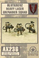 Heavy Laser Grenadier Squad