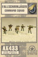Fallschirmjager Command Squad