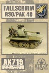 Fallschirm RSO Flak3/Pak40/Laserkanone