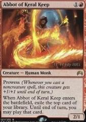 Abbot of Keral Keep (P) (Foil)