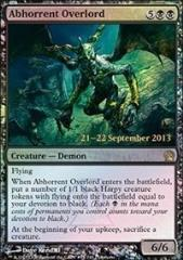 Abhorrent Overlord (P) (Foil)