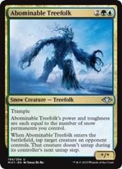 Abominable Treefolk (U)