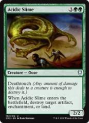 Acidic Slime (U)