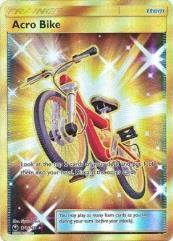 Acro Bike (Secret) (Secret R) #178 (Holo)