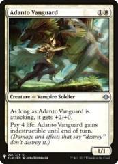 Adanto Vanguard (U)