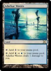 Adarkar Wastes (R) (Foil)