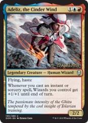 Adeliz, the Cinder Wind (P) (Foil)