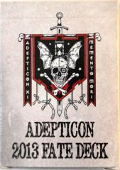 Fate Deck (Adepticon 2013 Exclusive)