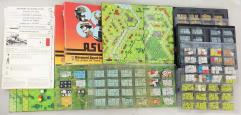 Advanced Squad Leader Collection #1 - 3 Games! + 2 Rulebooks