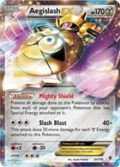 Aegislash EX (Ultra R) #65 (Holo)
