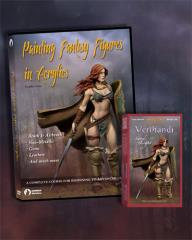 Painting Fantasy Figures in Acrylics w/Figure