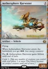 Aethersphere Harvester (P) (Foil)