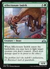 Affectionate Indrik (U) (Foil)