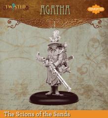 Agatha (Metal Gamers Edition)