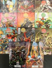 Age of Ultron Complete Series Collection - 11 Issues!