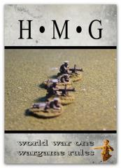 HMG - World War I Wargame Rules