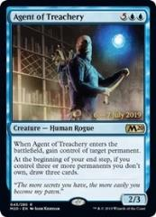 Agent of Treachery (R) (Foil)