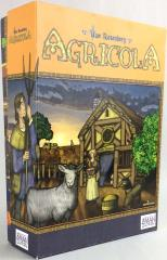 Agricola w/Wooden Cubes (1st-3rd Edition)