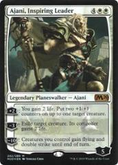 Ajani, Inspiring Leader (MR) (Foil)