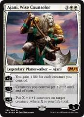 Ajani, Wise Counselor (MR) (Foil)