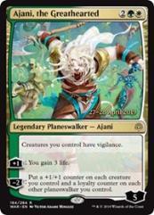 Ajani, the Greathearted (R) (Foil)
