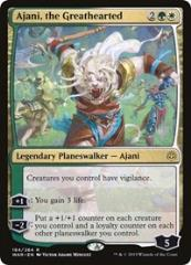Ajani, the Greathearted (R)
