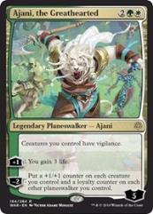 Ajani, the Greathearted (R)