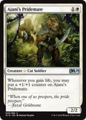 Ajani's Pridemate (U)