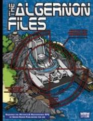 Algernon Files, The #1 (1st Edition)