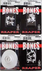 Bones Aliens Collection - 4 Packs!
