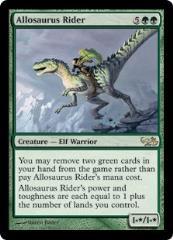 Allosaurus Rider (R) (x4)