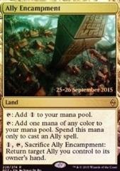 Ally Encampment (P) (Foil)