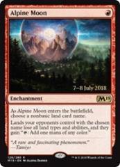 Alpine Moon (P) (Foil)