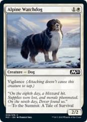 Alpine Watchdog (C)