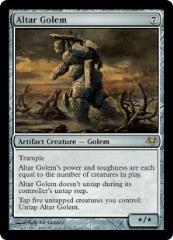 Altar Golem (R)