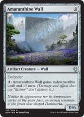 Amaranthine Wall (U)