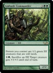 Ambush Commander (R) (Foil)