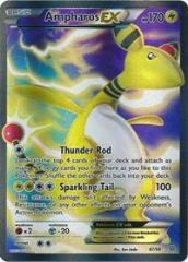 Ampharos EX (87 Full Art) (Ultra R) #87 (Holo)