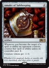 Amulet of Safekeeping (R) (Foil)