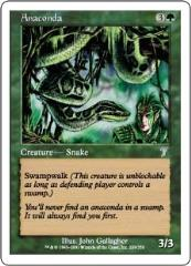 Anaconda (U) (Foil) (x4)