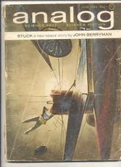 "June 1964 ""New Space Story by John Berryman"""