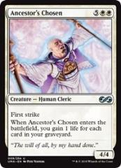 Ancestor's Chosen (U) (Foil)