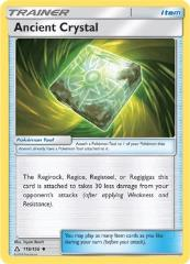 Ancient Crystal (U) #118 (Reverse Holo)