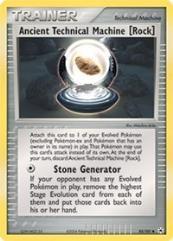 Ancient Technical Machine [Rock] (U) #85