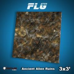 3' x 3' - Ancient Alien Ruins