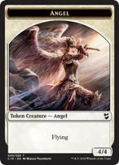 Angel // Soldier Double-sided Token (T)